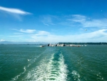 Leaving-Tsawwassen